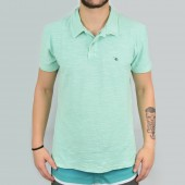 Imagem - Camisa Polo Rip Curl Washed Wave Icon