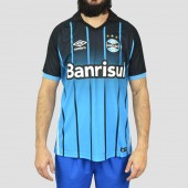 Imagem - Camisa Umbro Grêmio OF 3 2016 S/N