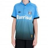 Imagem - Camisa Umbro Juvenil Gr�mio OF. 3