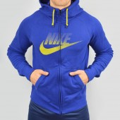 Imagem - Jaqueta Nike AW77 French Terry Hoody