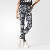 Imagem - Legging Adidas Farm Florido