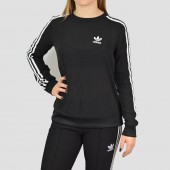 Imagem - Moletom Adidas Originals 3 Stripes Chiffon