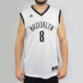 Imagem - Regata Adidas NBA Nets Home - Deron Williams