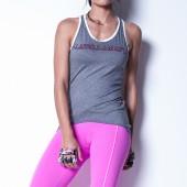 Imagem - Regata Labellamafia Pink and Gray