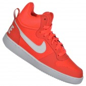 Imagem - Tênis Nike Court Borough Mid Recreation 1.18068 Rosa