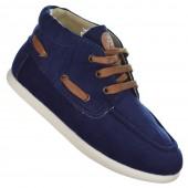 Imagem - Tênis Perky Shoes Navy Juvenil