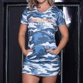 Imagem - Vestido Labellamafia Atlantis Soldier Warrios