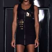 Imagem - Vestido Labellamafia Golden Lights Upside Down