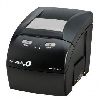 Impressora Fiscal Bematech MP-4200 TH FI - Convênio 09/09 + Lacre para SC