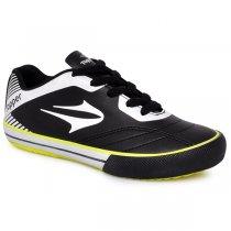 Imagem - Tênis Indoor Infantil Masculino Topper Frontier 8 Preto/Branco - 019031400381081
