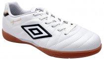 Imagem - Tênis Indoor Masculino Umbro Speciali Club Of72057 Branco/Preto - 019043400191086