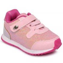 Imagem - Tênis Infantil Klin 453010 Rosa Pink - 001054501022095
