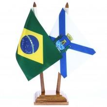 Brasil e Fortaleza