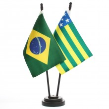 Brasil e Goiás