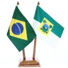 Brasil e Rio Grande do Norte