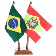 Brasil e Santa Catarina