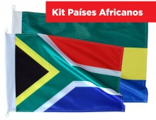 Kit Continente Africano