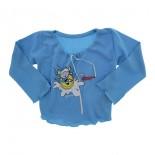 Blusa Infantil Lindinha Azul8928