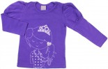 Camiseta Infantil - Menina - Princesa REF. 6763