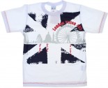 Camiseta Manga Curta London REF. 6028