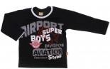 Camiseta Infantil - Manga Longa - Boys REF. 6636