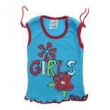 Camiseta Regata Infantil 8010