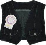 Colete Jeans - Bebê Fashion REF. 5029