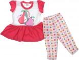 Conjunto Camiseta e calça - Bebê Fruit REF. 6183