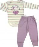 Culote e Body para Bebê - Ratinha REF.  6735