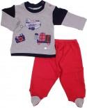 Conjunto Para Bebê Trenzinho 5780
