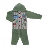 Conjunto de Moleton para Bebê Masculino 9005