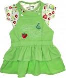 Conjunto de Salopete Bebê Color Marisol - 5586