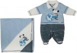 Enxoval de Bebe - Sa�da Maternidade Carinho REF. 5521