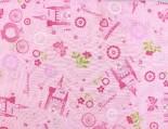 Fronha para Travesseiro de Bebê Disney Princess 6662