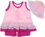 Macacão Bebê Curto Pedrita Baby - Ref. 6485