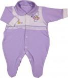 Macacão de Bebê Prematuro Bordado 6197