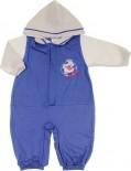 Macacão para Bebê - Capuz REF. 6456