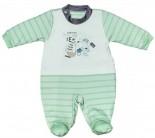 Macacão Longo de Bebê Fofurinha 6624