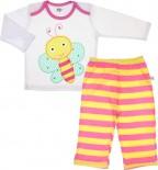 Pijama Infantil - Borboletinha 6702