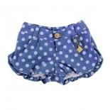 Shorts Jeans Infantil Balonê Bolão - 8620