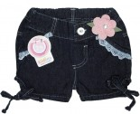 Shorts Jeans - Bebê Doçura REF. 4826
