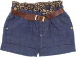Shorts Jeans - Bebê Onça REF. 6311