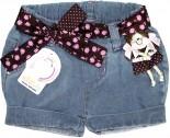 Shorts Jeans - Bebê Manhosa REF. 3580