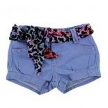 Shorts Jeans Feminino Lencinho 8611