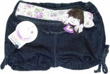 Shorts Jeans - Bebê Cheirinho REF. 4399