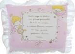 Travesseiro de Bebe - Anjo REF. 6420