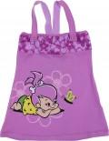 Vestido Infantil Flintstones - 6540