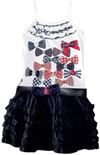 Vestido de Bebê - Amor Laço REF. 3721