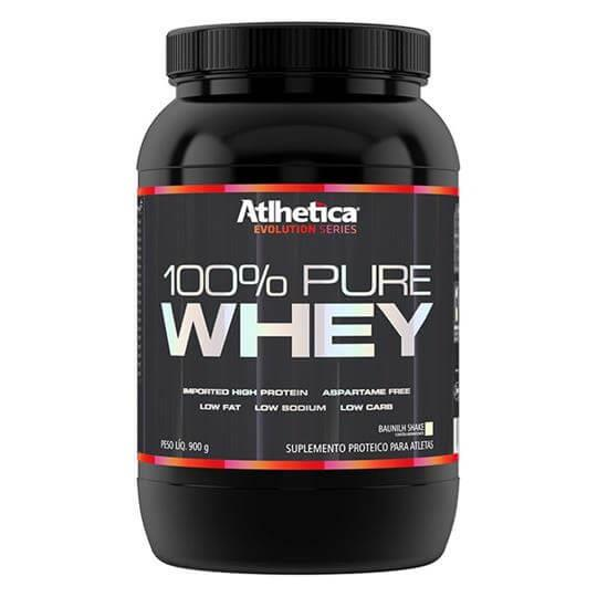 100% Pure Whey (900g) - Atlhetica Nutrition