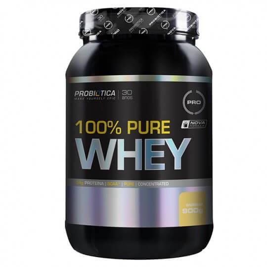 100% Pure Whey Protein (900g) - Probi�tica